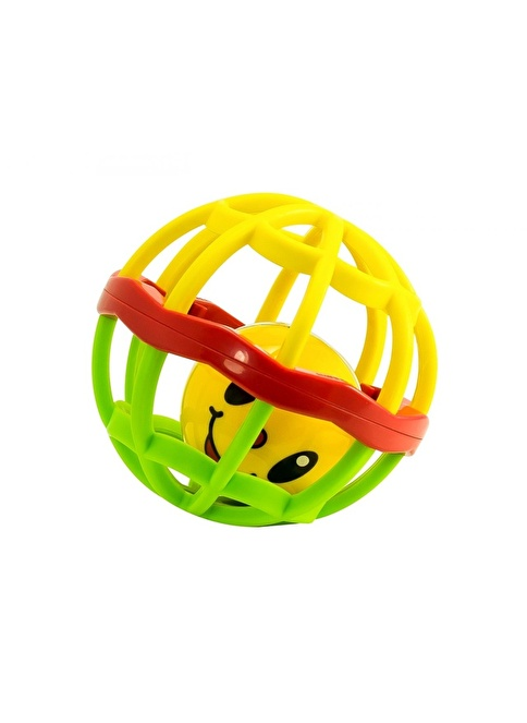 Prego Prego Toys 0081 Rubber Fitness Ball Renkli